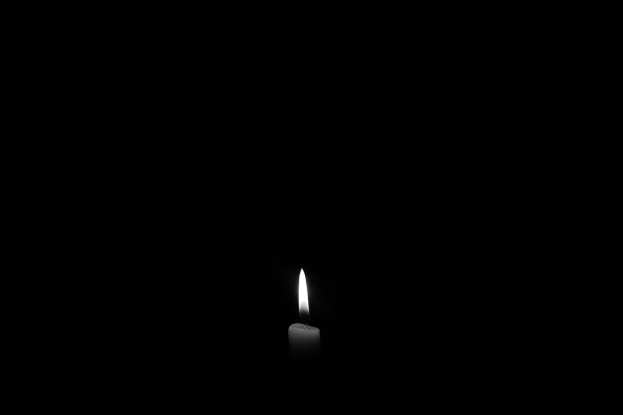 Wegańskie świece sojowe.