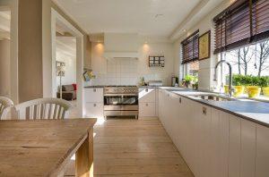 Okapy kuchenne do zabudowy
