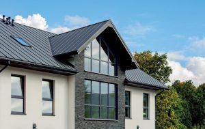 nowoczesne pokrycia dachowe kolory