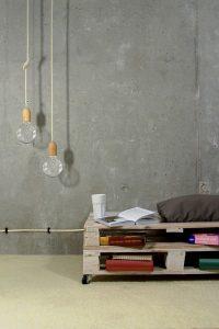 lampy sufitowe w stylu skandynawskim