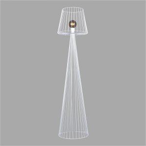 Lampy podłogowe industrialne do domu