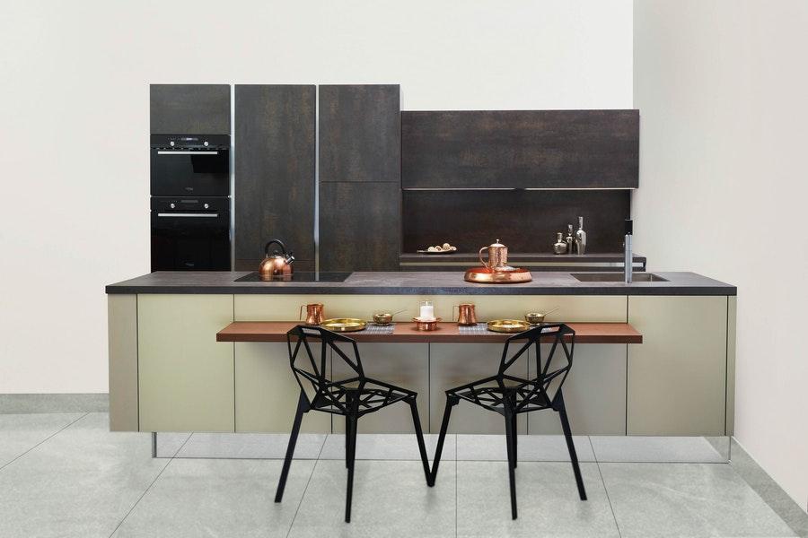Granit budowlany w kuchni