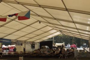 zastosowanie hali namiotowej