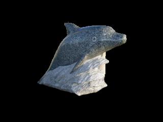 rzeźby ogrodowe z kamienia