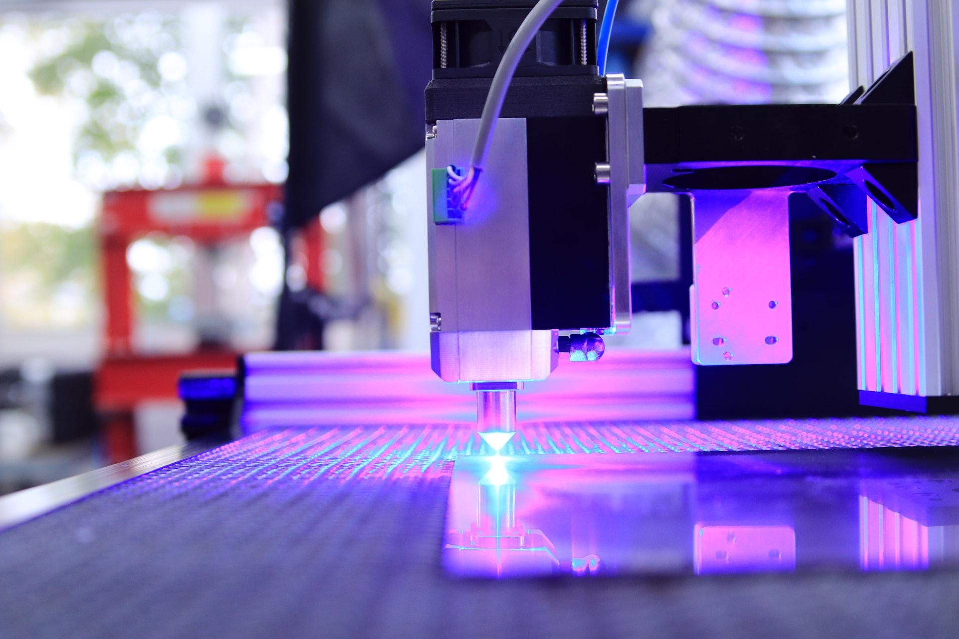 wycinanie laserowe